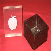Click here for more info about 'Apple Label - Apple Box / Paperweight - Prototype'