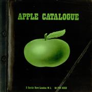 Click here for more info about 'Apple Label - Apple Catalogue'