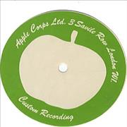Click here for more info about 'Apple Label - Apple Corps Ltd Unused Acetate Label'