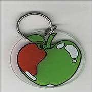 Click here for more info about 'Apple Label - Apple Keyring'