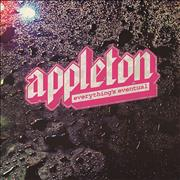Click here for more info about 'Appleton - Everything's Eventual'
