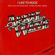 Click here for more info about 'April Wine - I Like To Rock EP - Titled sleeve'