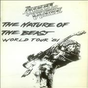 Click here for more info about 'The Nature Of The Beat World Tour '81'