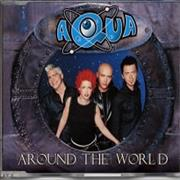 Click here for more info about 'Aqua - Around The World'