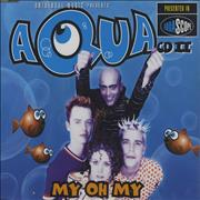 Click here for more info about 'Aqua - My Oh My'