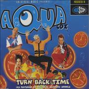 Click here for more info about 'Aqua - Turn Back Time'