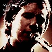 Click here for more info about 'Aqualung - If I Fall'