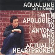 Click here for more info about 'Aqualung - Live & Rarities'