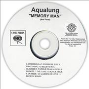 Click here for more info about 'Aqualung - Memory Man'