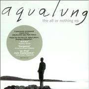 Click here for more info about 'Aqualung - The All Or Nothing EP'