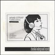 Click here for more info about 'Arab Strap - Turbulence - sleeve Ex'