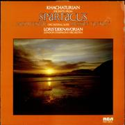 Click here for more info about 'Aram Khachaturian - Excerpts from Spartacus'