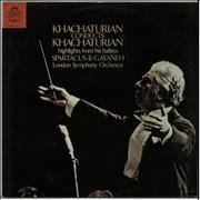 Click here for more info about 'Aram Khachaturian - Khachaturian Conducts Khachaturian'