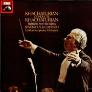 Click here for more info about 'Aram Khachaturian - Khachaturian Conducts Kachaturian'