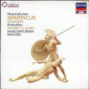 Click here for more info about 'Aram Khachaturian - Spartacus & Gayaneh / Romeo & Juliet'