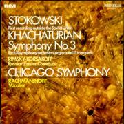 Click here for more info about 'Aram Khachaturian - Symphony No. 3 / Russian Easter Overture / Vocalise'