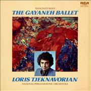 Click here for more info about 'Aram Khachaturian - The Gayaneh Ballet'