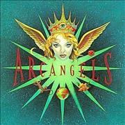 Arc Angels Arc Angels USA CD album