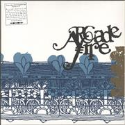 Click here for more info about 'Arcade Fire - Arcade Fire EP - RSD18 - Blue Vinyl - Sealed'