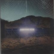 Click here for more info about 'Arcade Fire - Everything Now - Blue Vinyl + Night Version Sleeve - Sealed'