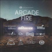 Click here for more info about 'Arcade Fire - Everything Now - Blue Vinyl + Night Version Sleeve'