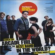 Click here for more info about 'Arcade Fire - Observer Music Monthly'