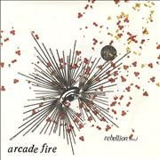 Click here for more info about 'Arcade Fire - Rebellion (Lies) - White vinyl'