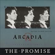 Click here for more info about 'Arcadia - The Promise - Blue Sleeve'