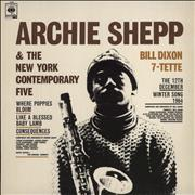 Click here for more info about 'Archie Shepp - Archie Shepp & The New York Contemporary Five / Bill Dixon 7-Tette'