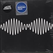 Click here for more info about 'Arctic Monkeys - AM - Sealed'