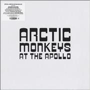 Click here for more info about 'Arctic Monkeys - At The Apollo [Deluxe Set]'