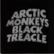 Click here for more info about 'Arctic Monkeys - Black Treacle'