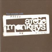 Click here for more info about 'Arctic Monkeys - Five Minutes With Arctic Monkeys'