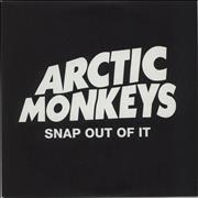 Click here for more info about 'Arctic Monkeys - Snap Out Of It'