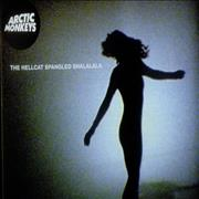 Click here for more info about 'Arctic Monkeys - The Hellcat Spangled Shalalala'