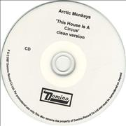 Click here for more info about 'Arctic Monkeys - This House Is A Circus'