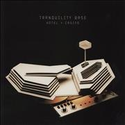 Click here for more info about 'Arctic Monkeys - Tranquility Base Hotel + Casino - 180gm - Clear'