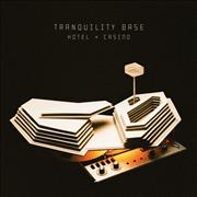 Click here for more info about 'Arctic Monkeys - Tranquility Base Hotel + Casino - Silver Vinyl #LRS'