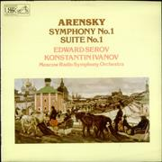 Click here for more info about 'Arensky - Symphony No. 1 & Suite No. 1'