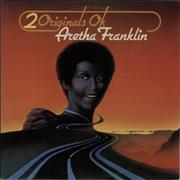 Click here for more info about 'Aretha Franklin - 2 Originals Of Aretha Franklin'