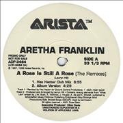 Click here for more info about 'Aretha Franklin - A Rose Is Still A Rose - Double'