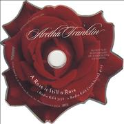 Click here for more info about 'Aretha Franklin - A Rose Is Still A Rose - Shaped'