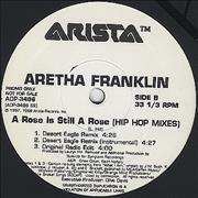 Click here for more info about 'Aretha Franklin - A Rose Is Still A Rose'