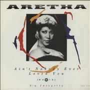 Click here for more info about 'Aretha Franklin - Ain't Nobody Ever Loved You'