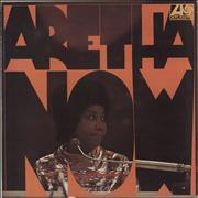 Click here for more info about 'Aretha Now'
