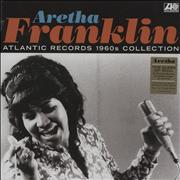 Aretha Franklin Atlantic Records 1960s Collection UK vinyl box set