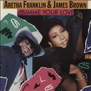 Click here for more info about 'Aretha Franklin - Gimme Your Love'