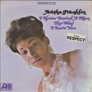 Click here for more info about 'Aretha Franklin - I Never Loved A Man The Way I Loved You - Sealed'