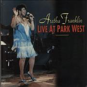 Click here for more info about 'Aretha Franklin - Live At Park West - Sealed'