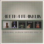 Click here for more info about 'Aretha Franklin - Original Album Series Vol. 2'